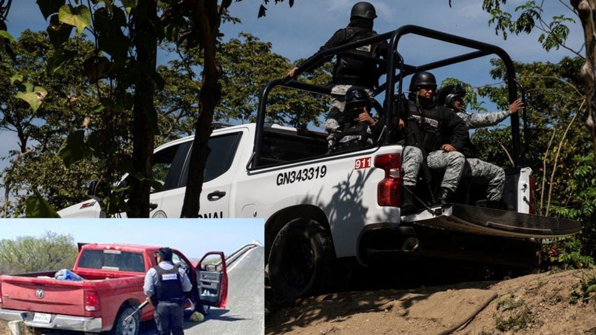 Emboscan a elementos de la Guardia Nacional en Nuevo León