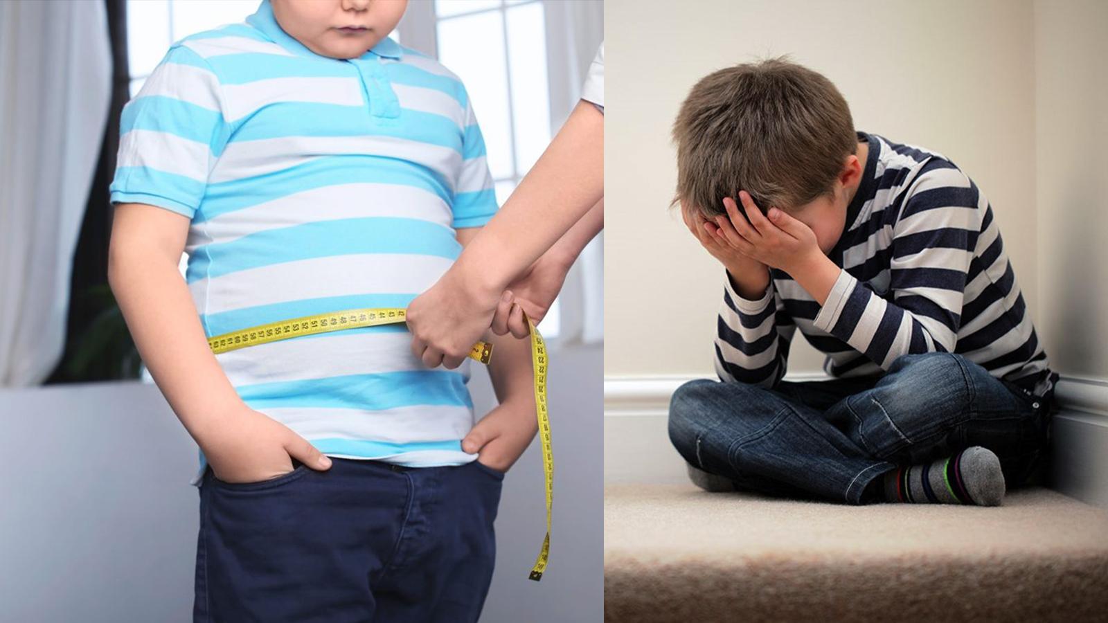 La pandemia ha dejado kilos de más y estrés en los niños