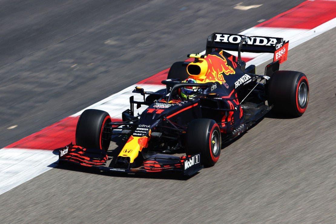 F1: Sergio Pérez termina como número 1 en los entrenamientos