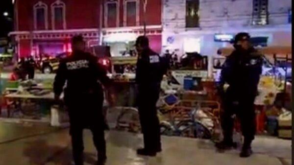 Explosión de tanque de gas en un puesto deja tres lesionados en Ticul