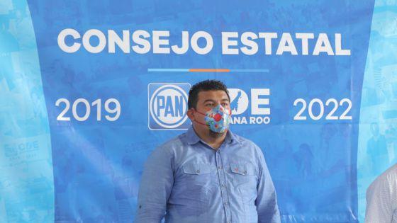 En medio de descalificaciones define el PAN a sus candidatos a presidentes municipales.