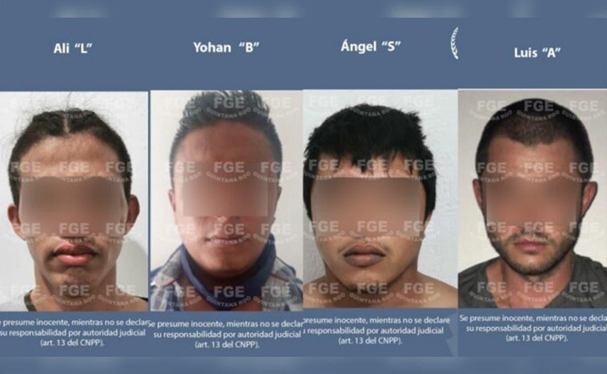 """Detenidos por feminicidio de """"Alexis"""" son formalmente vinculados a proceso"""