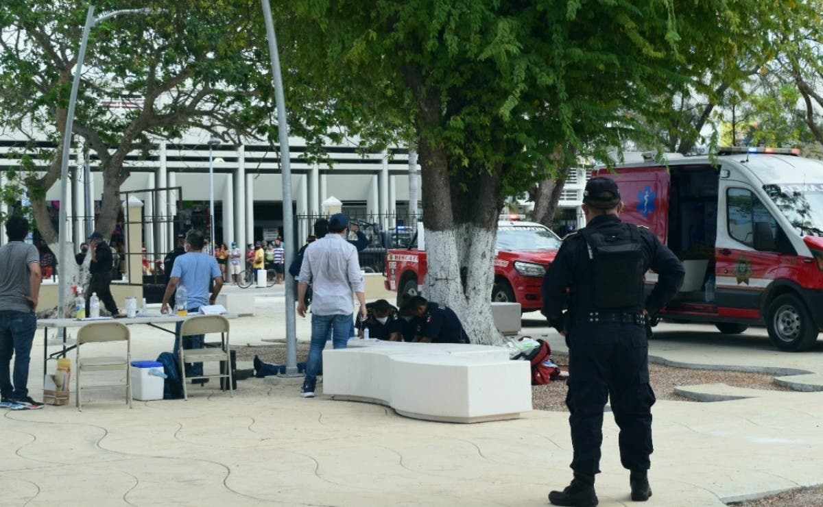 Fallece funcionario en Progreso cuando entregaba apoyo a pescadores