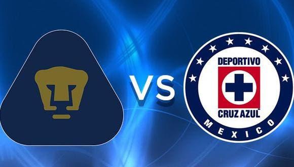 Liga MX: Pumas vs Cruz Azul (horario y transmisión)