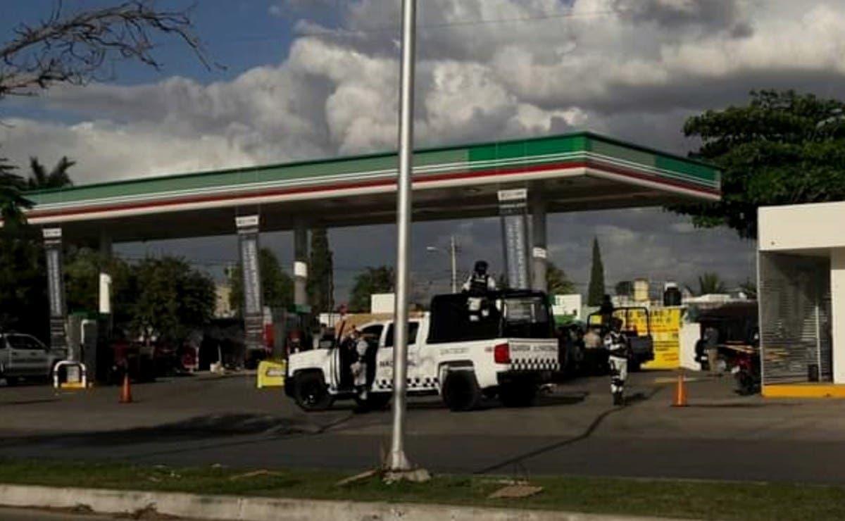 Clausuran gasolinera de Juan Pablo II, Mérida; por no despachar litros completos