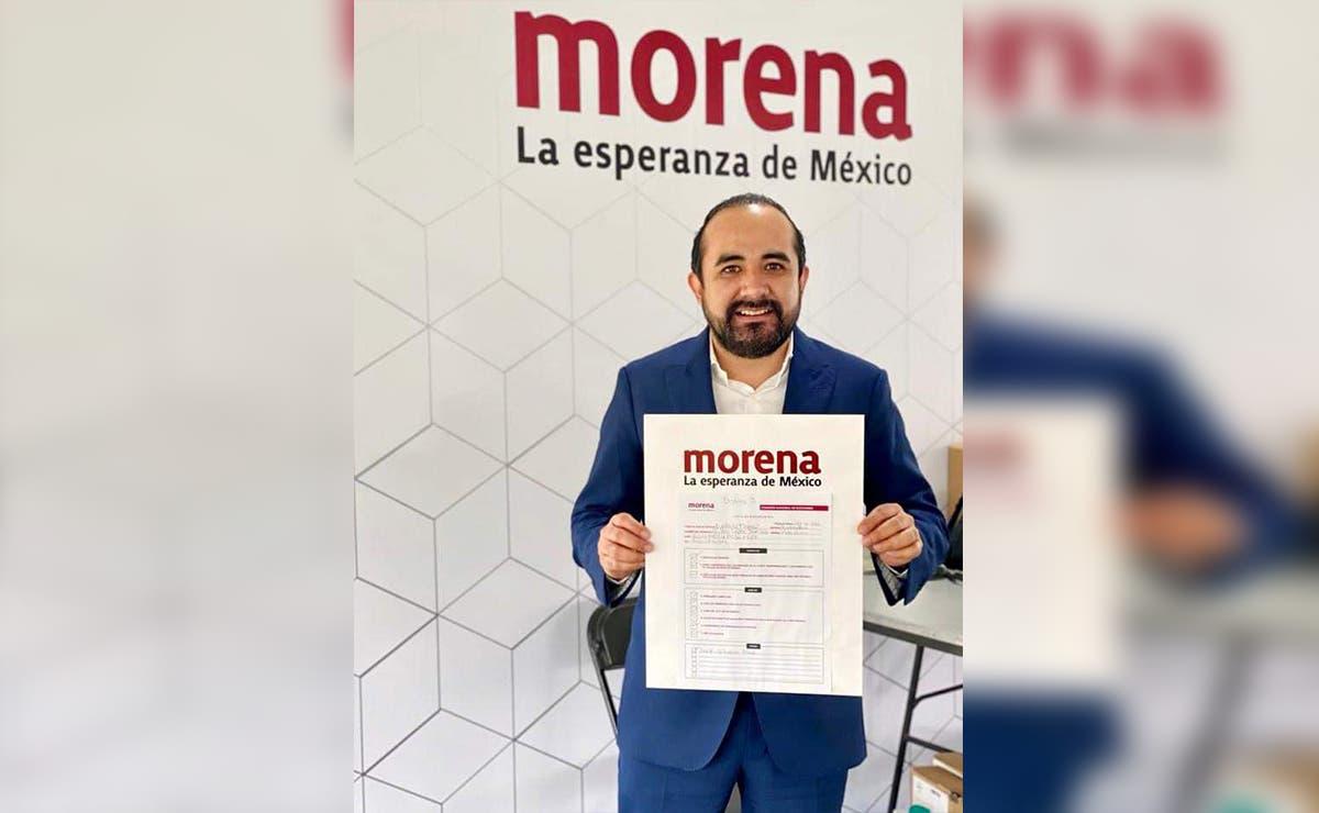 """""""Brinca"""" el diputado José Luis Guillén al barco de Morena"""
