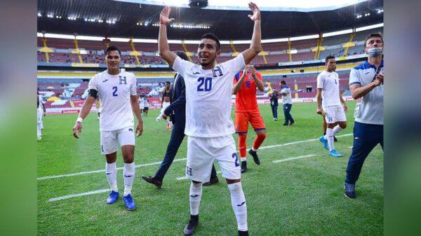 Honduras le quita el boleto olímpico a Estados Unidos