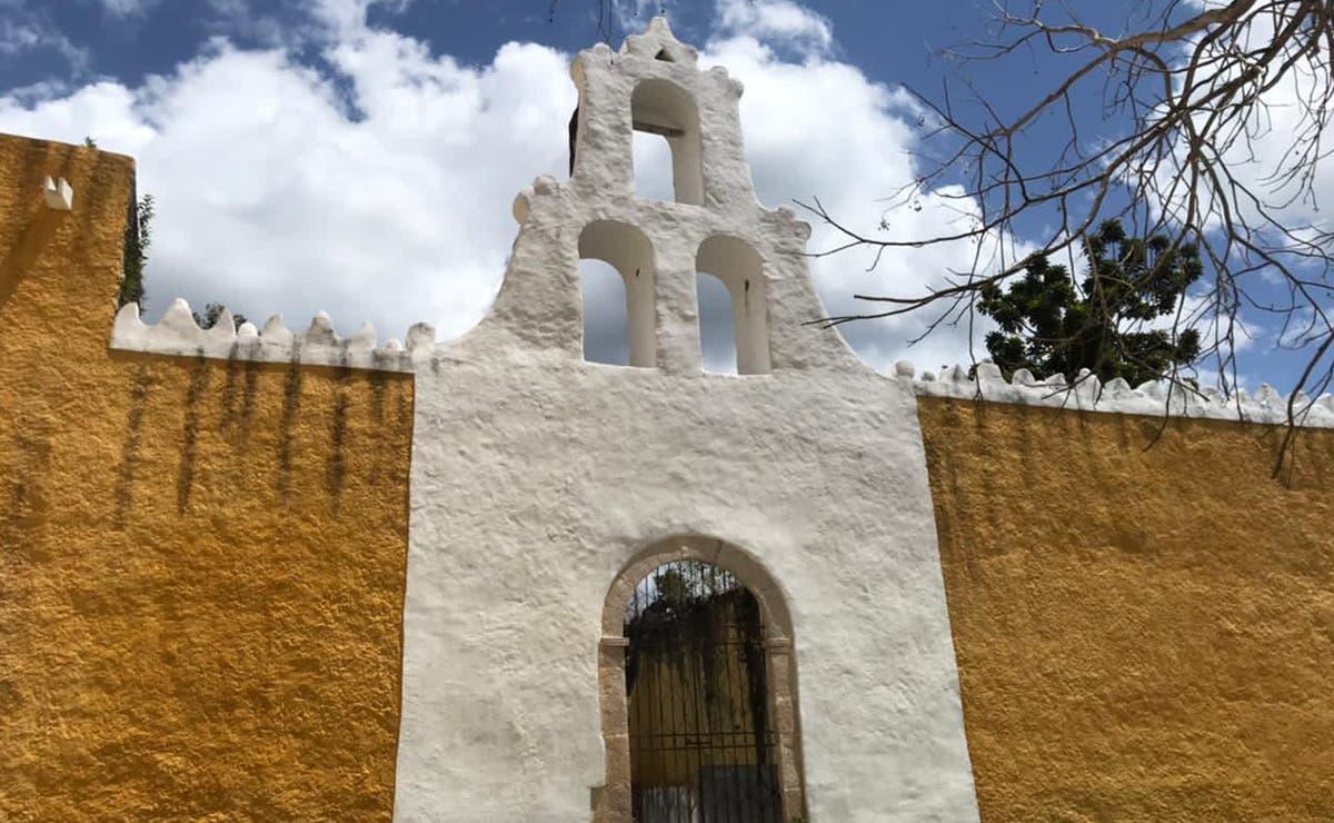 Entregan obra de restauración de la iglesia del Niño Jesús en Tihosuco