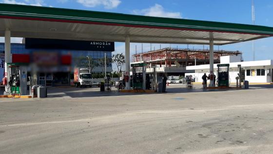 Buscan a joven de 19 años, presunto autor de robo a una gasolinera en Mérida