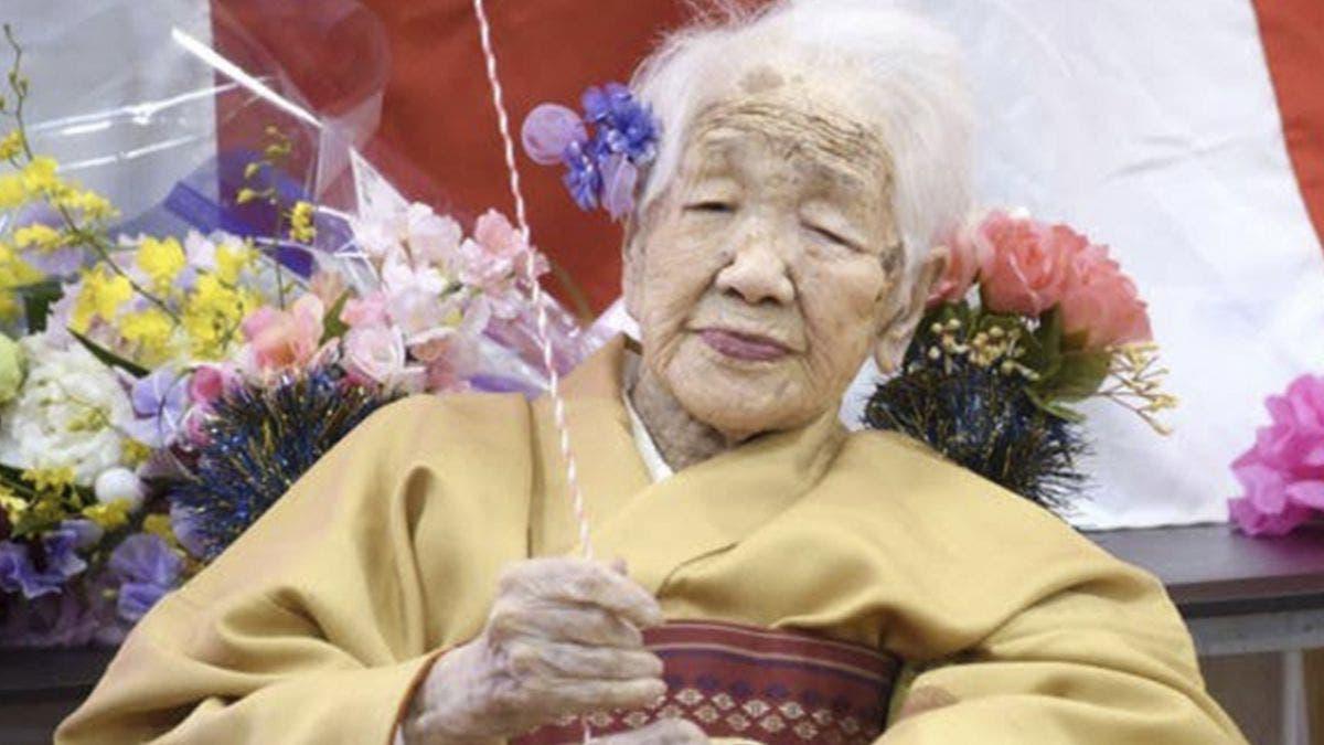 Mujer de 118 años llevará la antorcha olímpica de Tokio