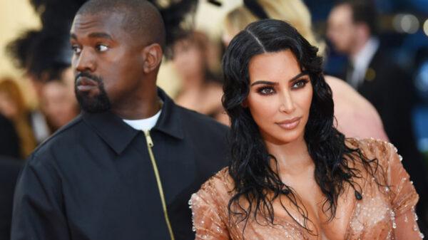 Kanye West no cree que Kim Kardashian se quiera divorciar