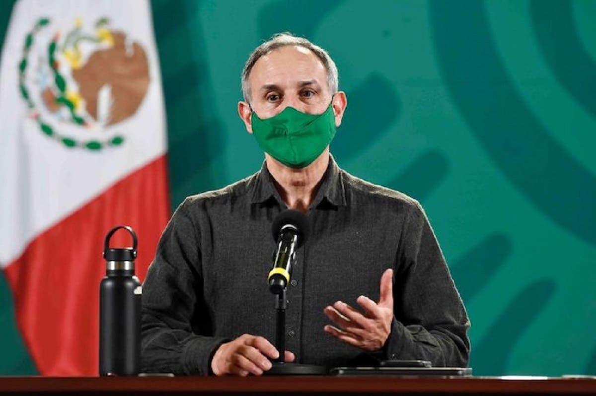 López-Gatell podría reincorporarse la próxima semana: AMLO