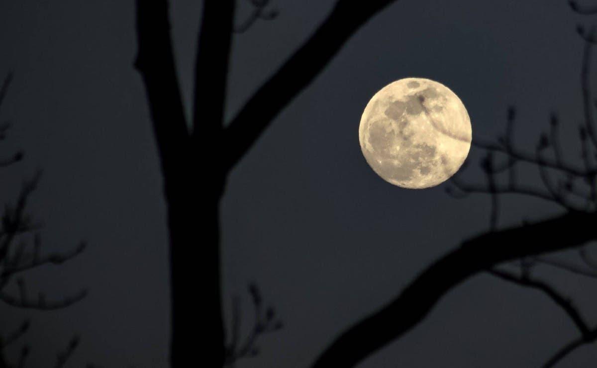 Este 10 de marzo se alinea la Luna con estos tres planetas