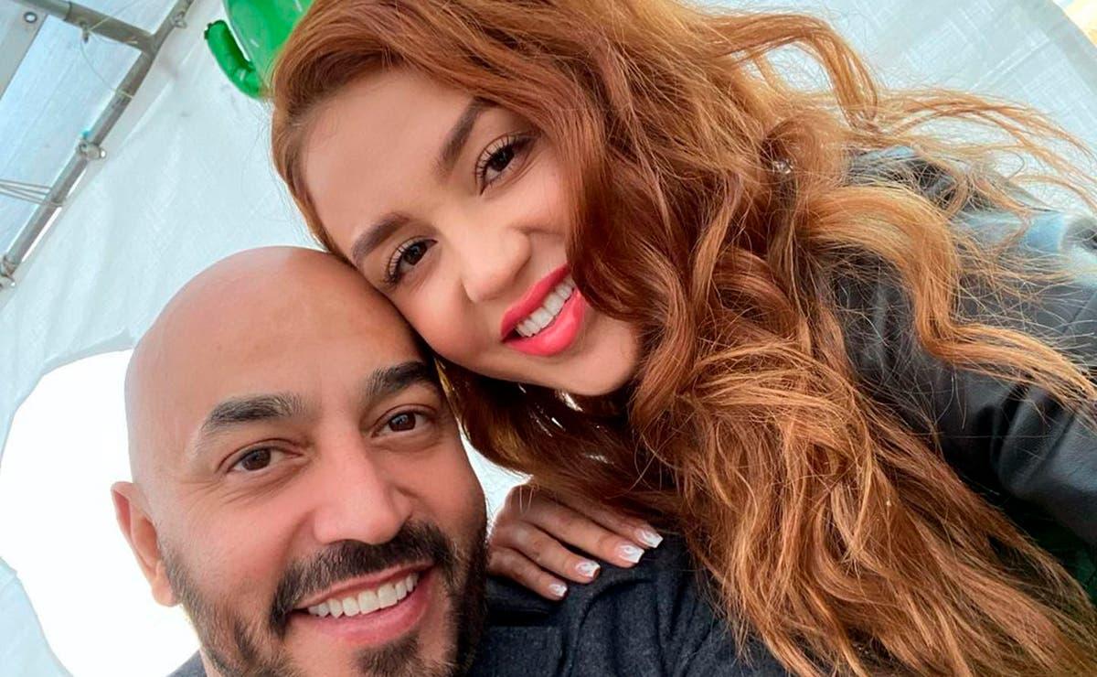 Lupillo Rivera discute con su novia por culpa de OnlyFans