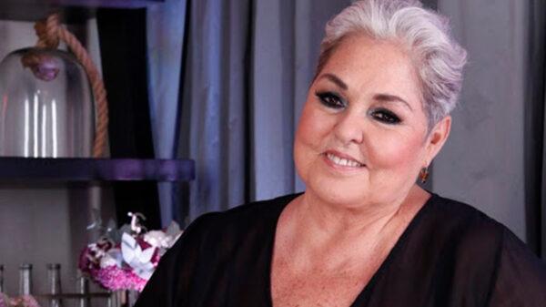 Lupita D'Alessio no alcanzó vacuna contra Covid-19