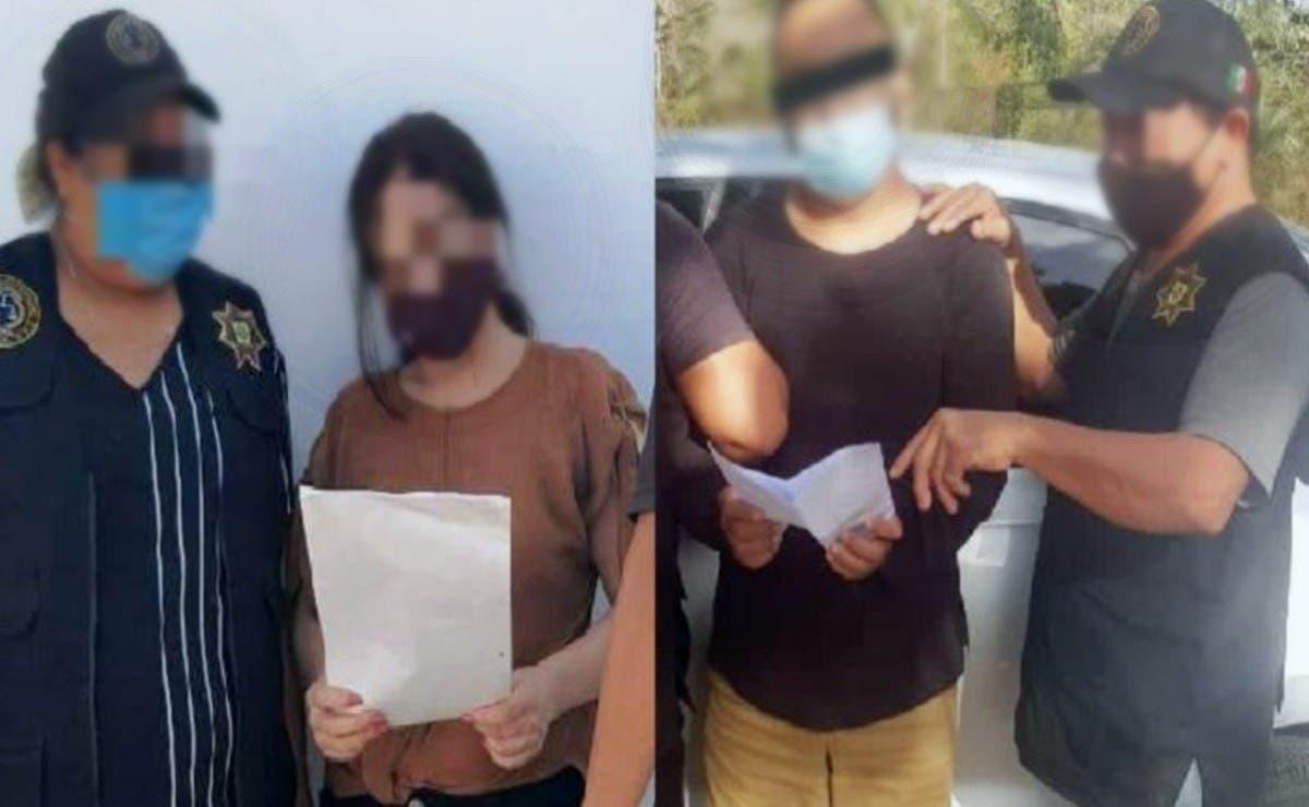 Detienen a 'madre' que permitió que su pareja abusara de su hija en Yucatán