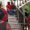 Nueva manifestación de trabajadores municipales en Felipe Carrillo Puerto