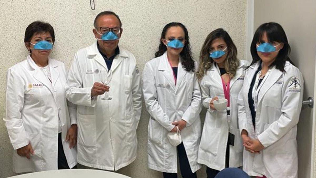Crean mascarilla nasal para reducir contagios de Covid-19