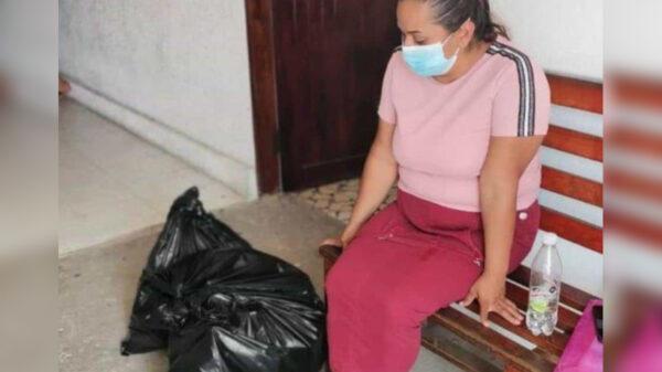 Cadáver entregado en bolsas de basura por la FGE era taxista de Puerto Morelos
