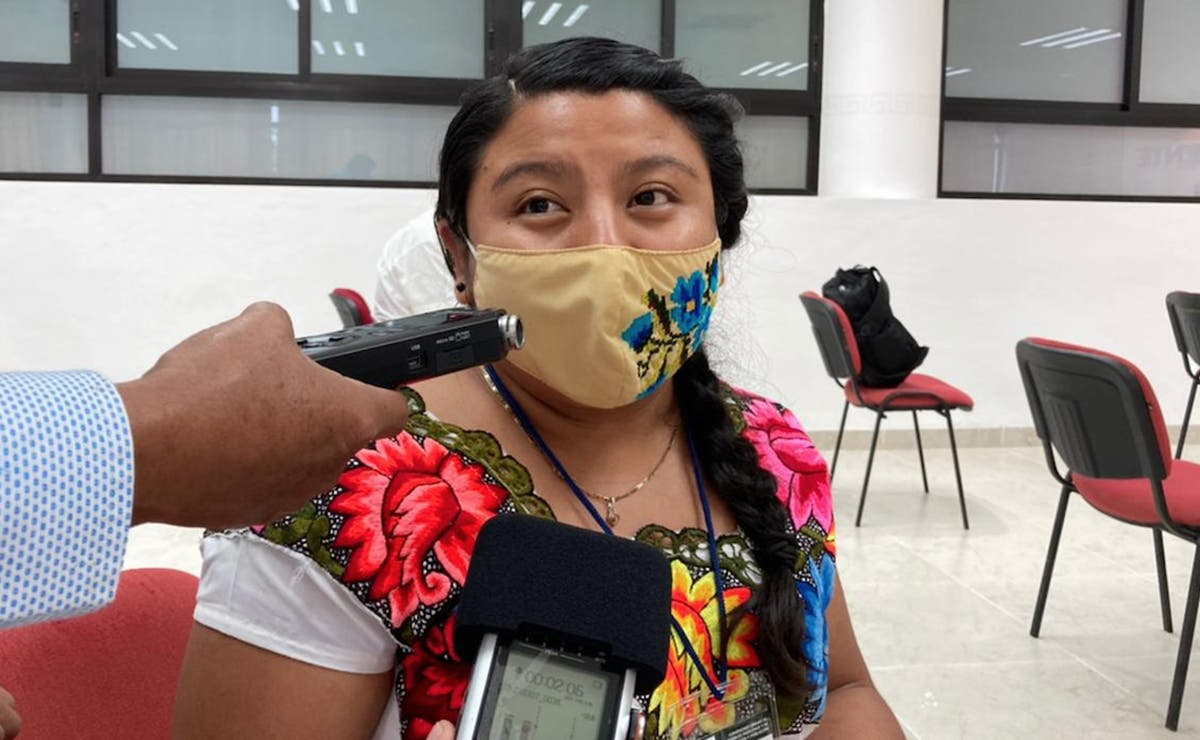 Docente maya usa el Tsikbal para empoderar a las mujeres
