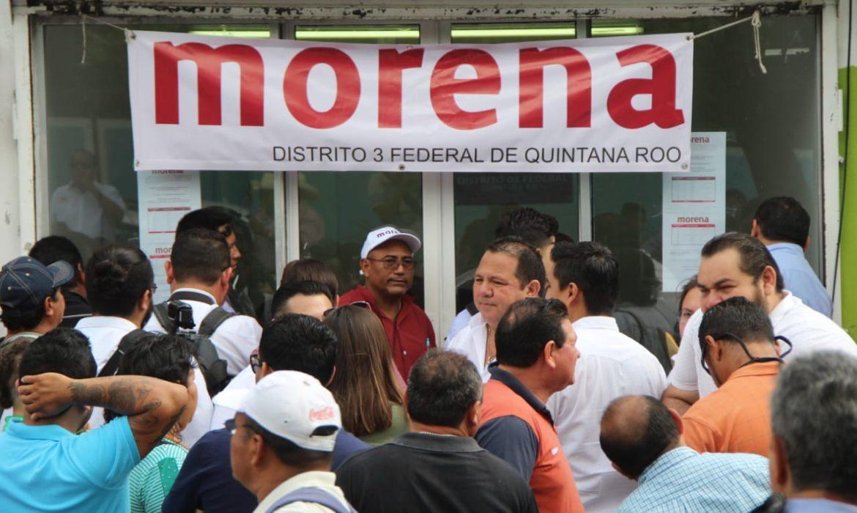 Mesa Chica: Una semana crucial para Morena; marcha, impugnaciones y candidatos a diputados.