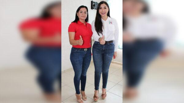 Respalda el CDE del PRI a María Nancy González en Puerto Morelos
