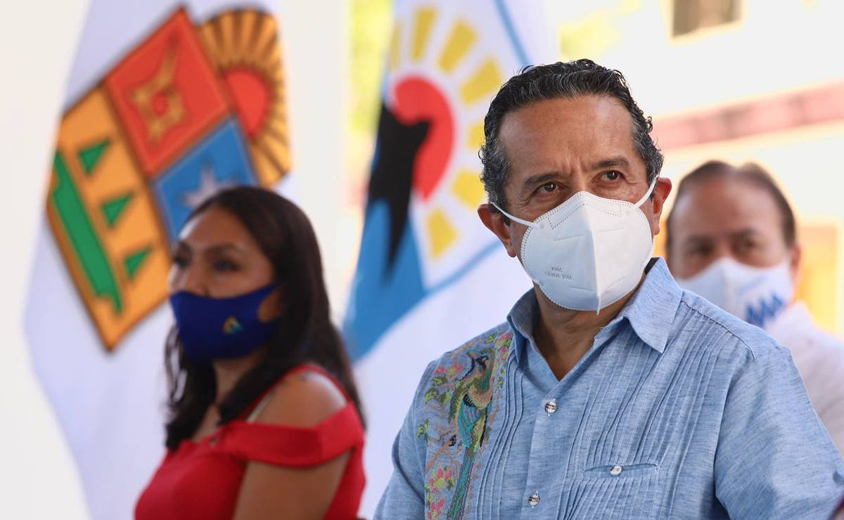 Quintana Roo, uno de los Estados con mejores resultados en el manejo de la pandemia: Carlos Joaquín