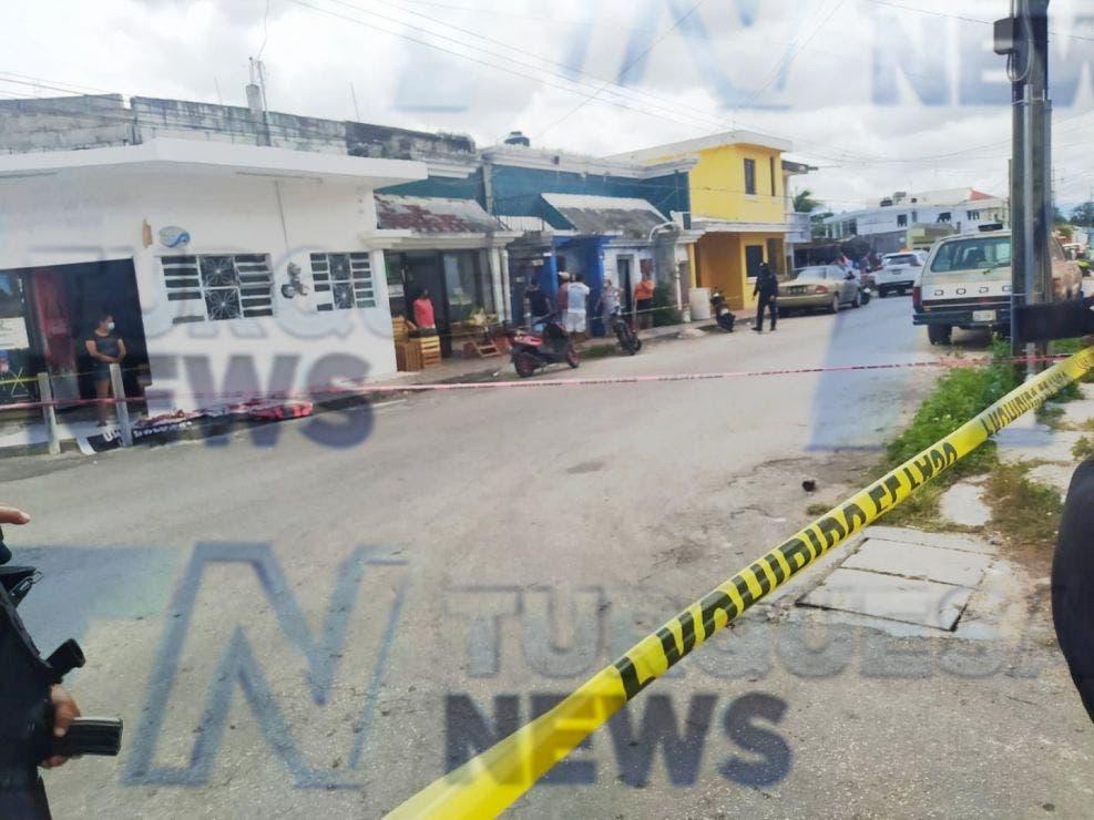 Código rojo en Cozumel: Disparos en diferentes puntos de la Isla