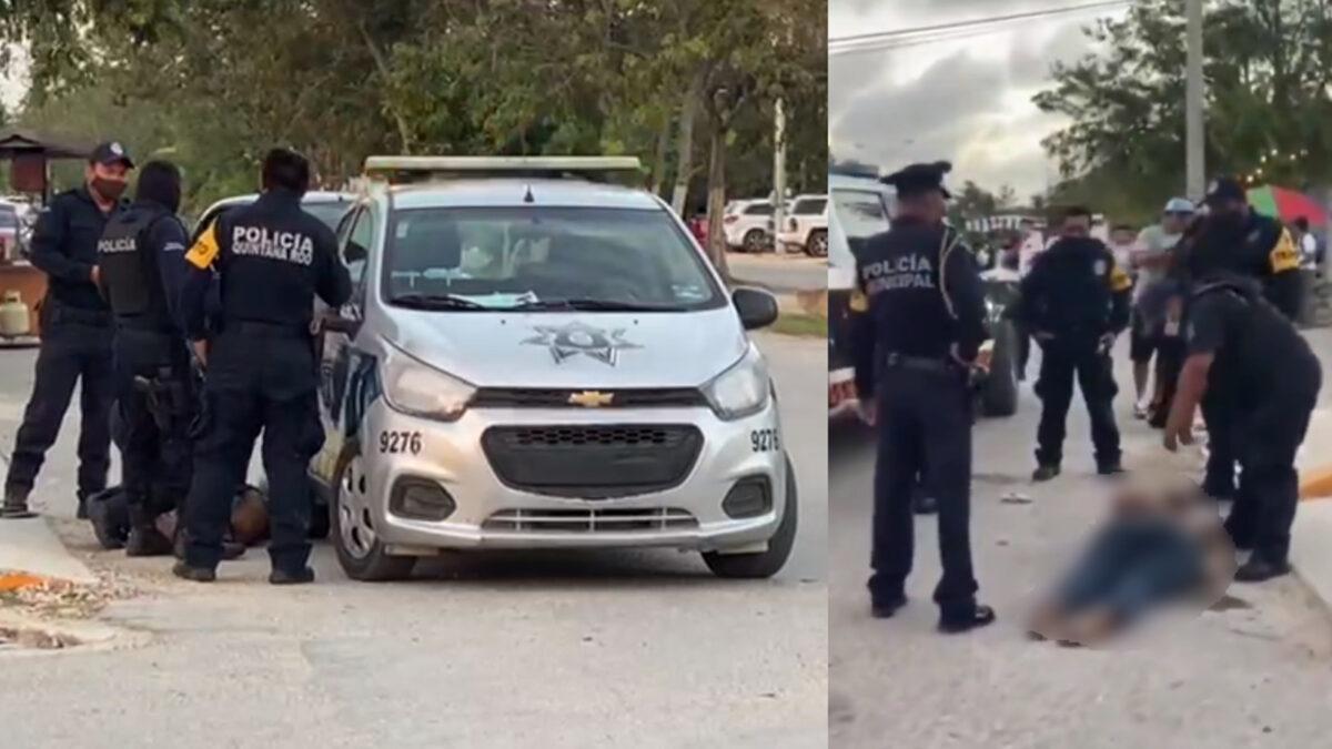 Abre CDHQROO queja contra policías involucrados en la muerte de una salvadoreña