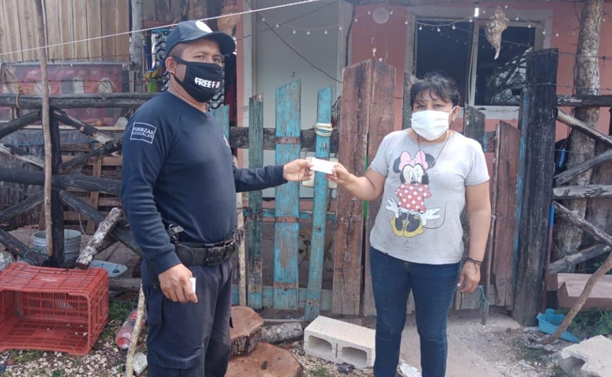 Reconocen policías a mujeres en Lázaro Cárdenas