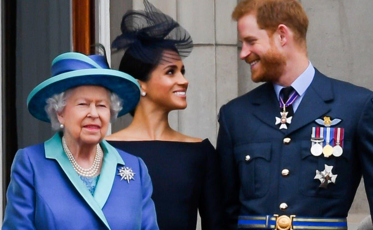 La Reyna Isabel emite comunicado luego de las duras declaraciones los duques de SussexLa Reyna Isabel emite comunicado luego de las duras declaraciones los duques de Sussex