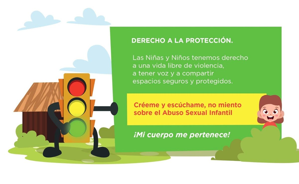 Trabaja gobierno de Puerto Morelos para proteger a las niñas y los niños