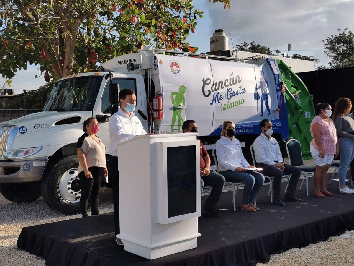 Teme Red Ambiental ser arrojado a la basura tras fin de contrato en Cancún
