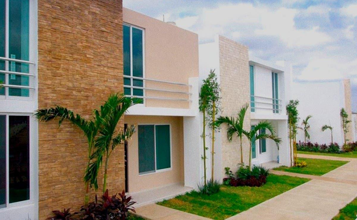 Casas residenciales incrementan sus precios a 2 millones de pesos en Yucatán