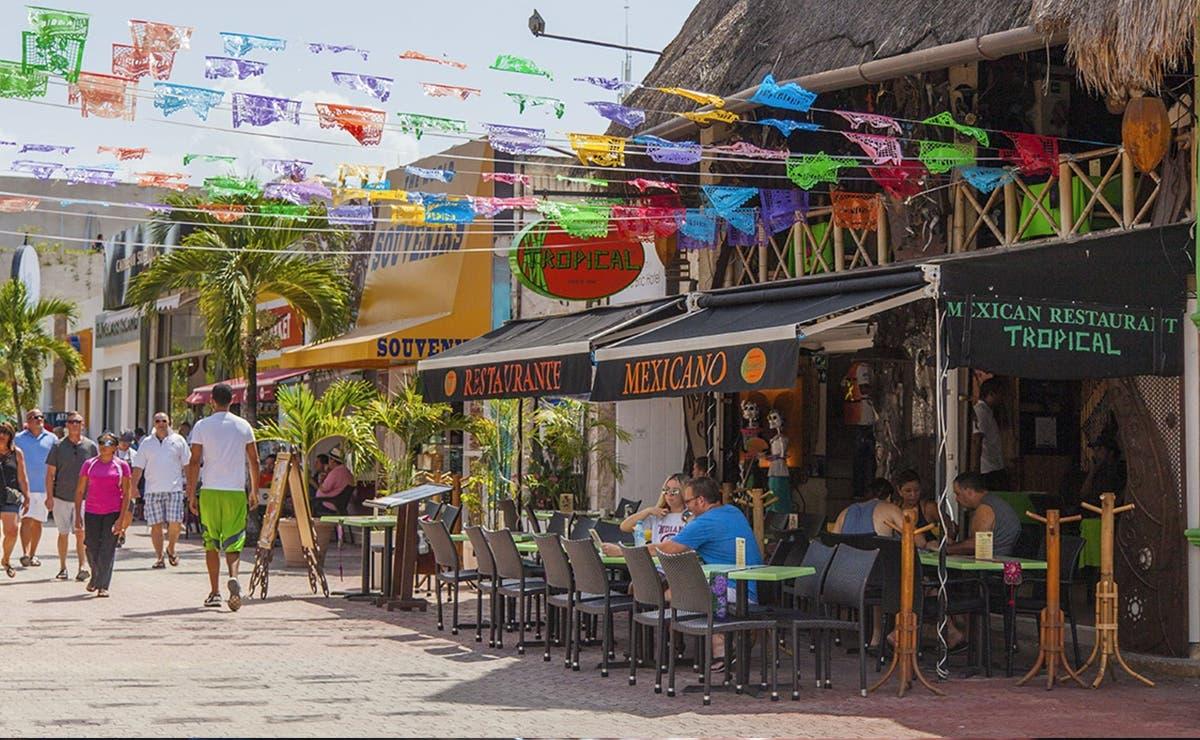Ven futuro esperanzador restauranteros de Playa Del Carmen