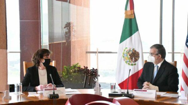 Buscamos que EU apoye plan para desarrollo de Centroamérica: Ebrard