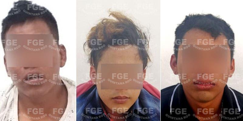 Investigan por secuestro y homicidio a sicarios detenidos tras balacera en Cancún.