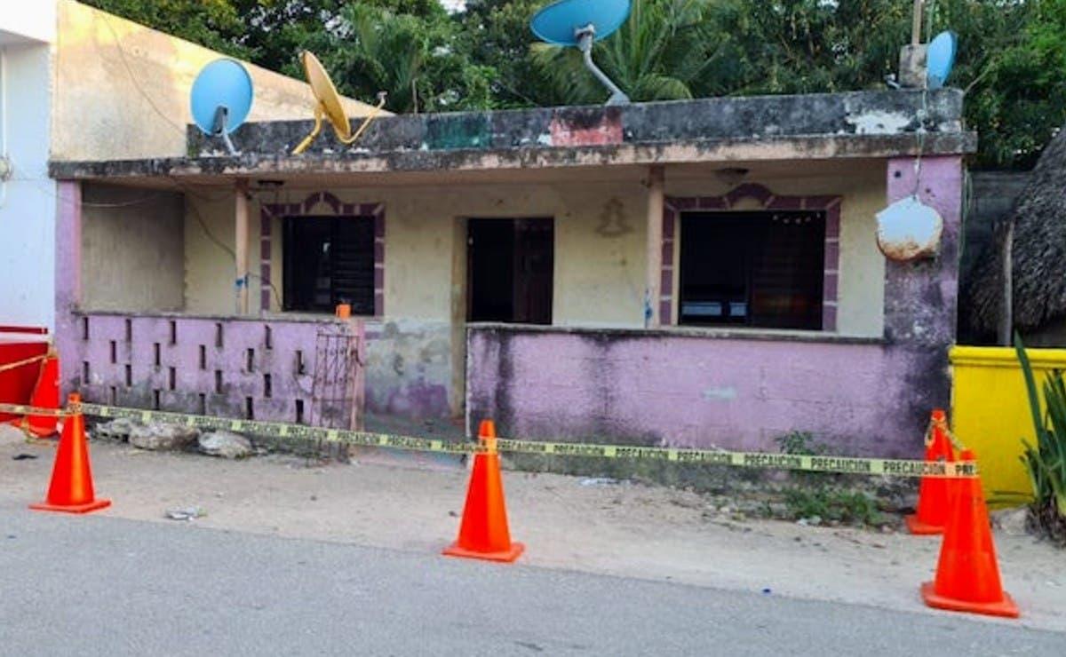 Sujeto ataca con arma blanca a su madre, vecina y policía en Samahil