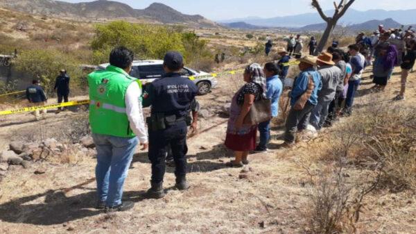 Se ahogan tres menores y un adulto en presa de Oaxaca