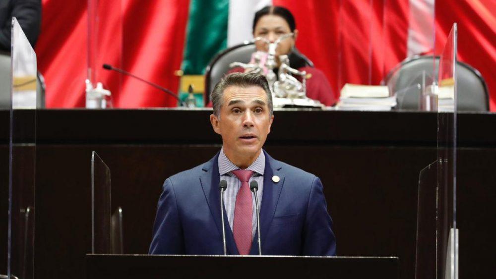 Sergio Mayer, sus funciones y su sueldo como diputado federal