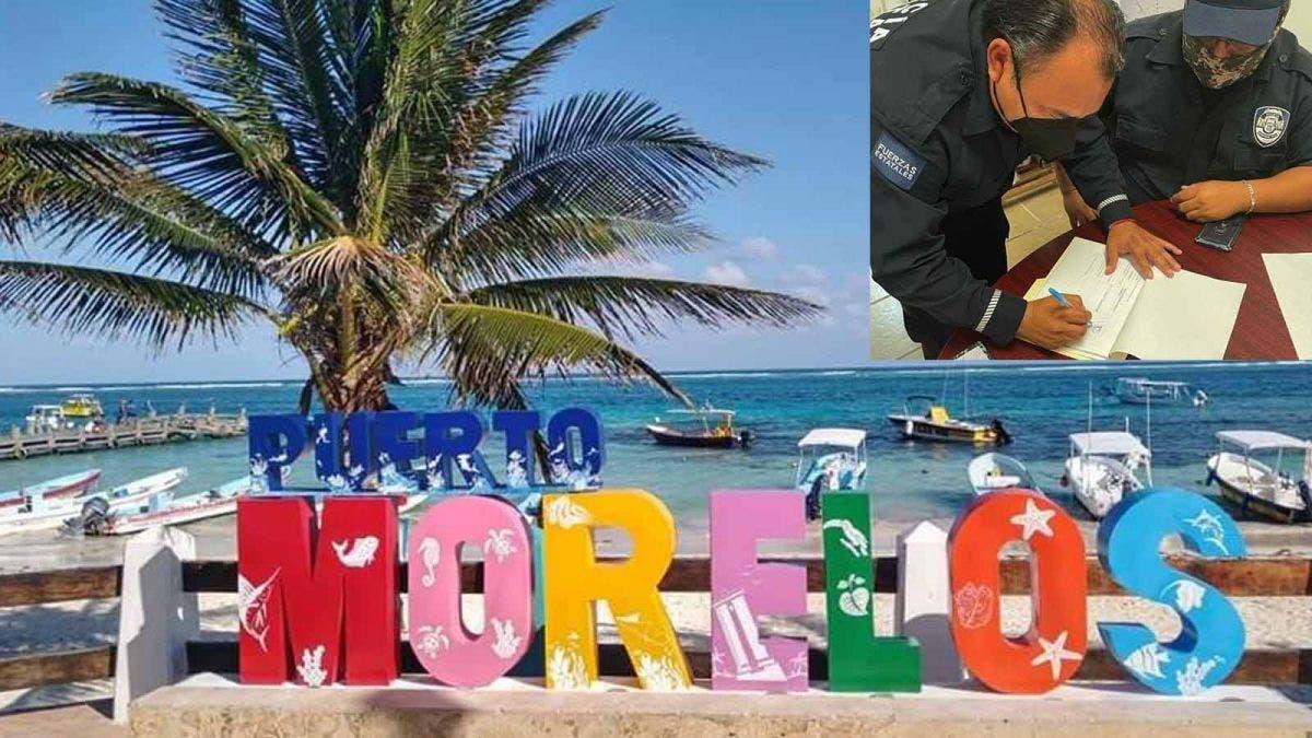 Llevan a cabo primer simulacro de entrega-recepción en Puerto Morelos