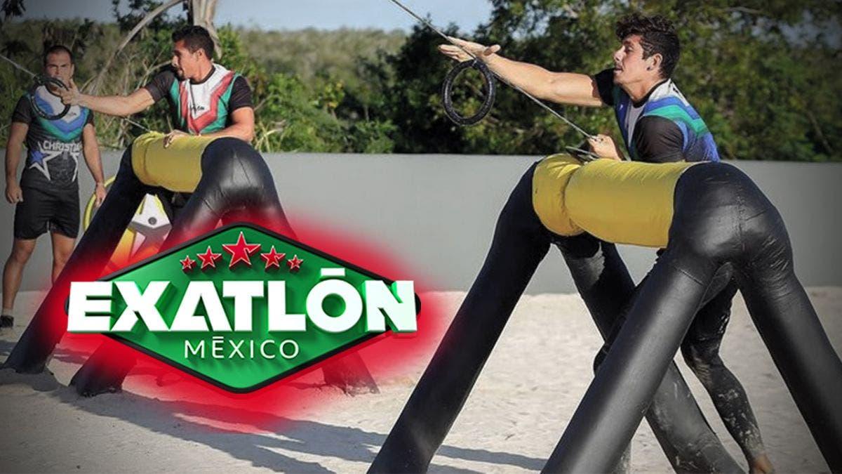 Exatlón México: ELIMINADO 14 de marzo 2021