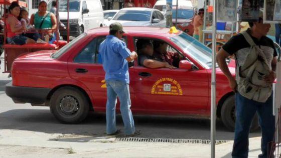 Desertan del oficio taxistas de José María Morelos