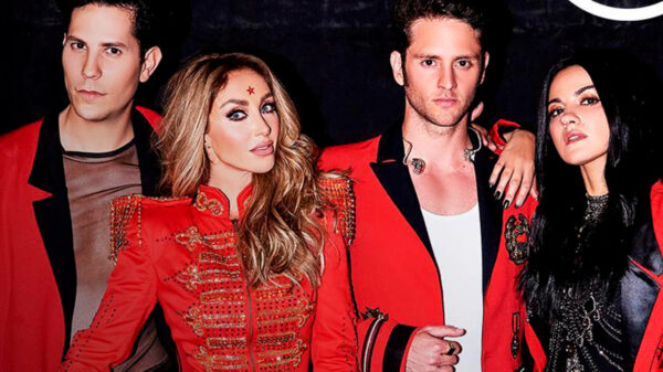 Televisa censura a Christopher Uckermann en concierto de 'RBD'