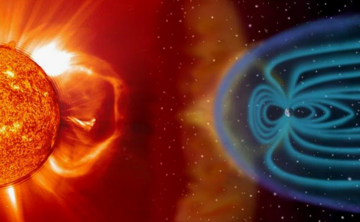 Azota a la tierra una tormenta magnética; afectará la tecnología del planeta