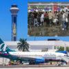 Llegada de turistas en Cancún repunta pese a pandemia
