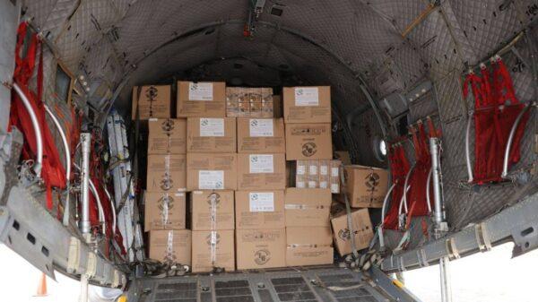 Llega a Yucatán nuevo cargamento de vacunas contra covid-19