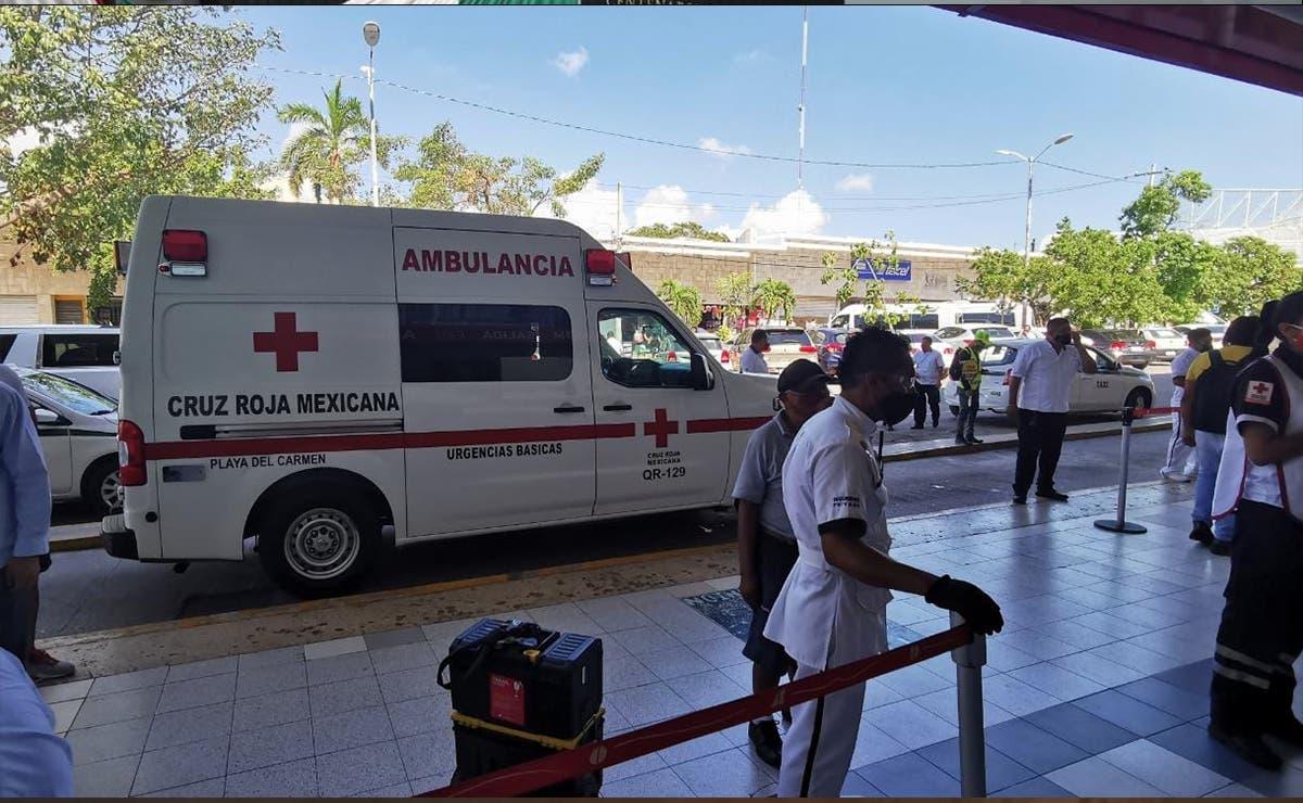 Dejan sin vacunas covid a paramédicos de la Cruz Roja de Cancún