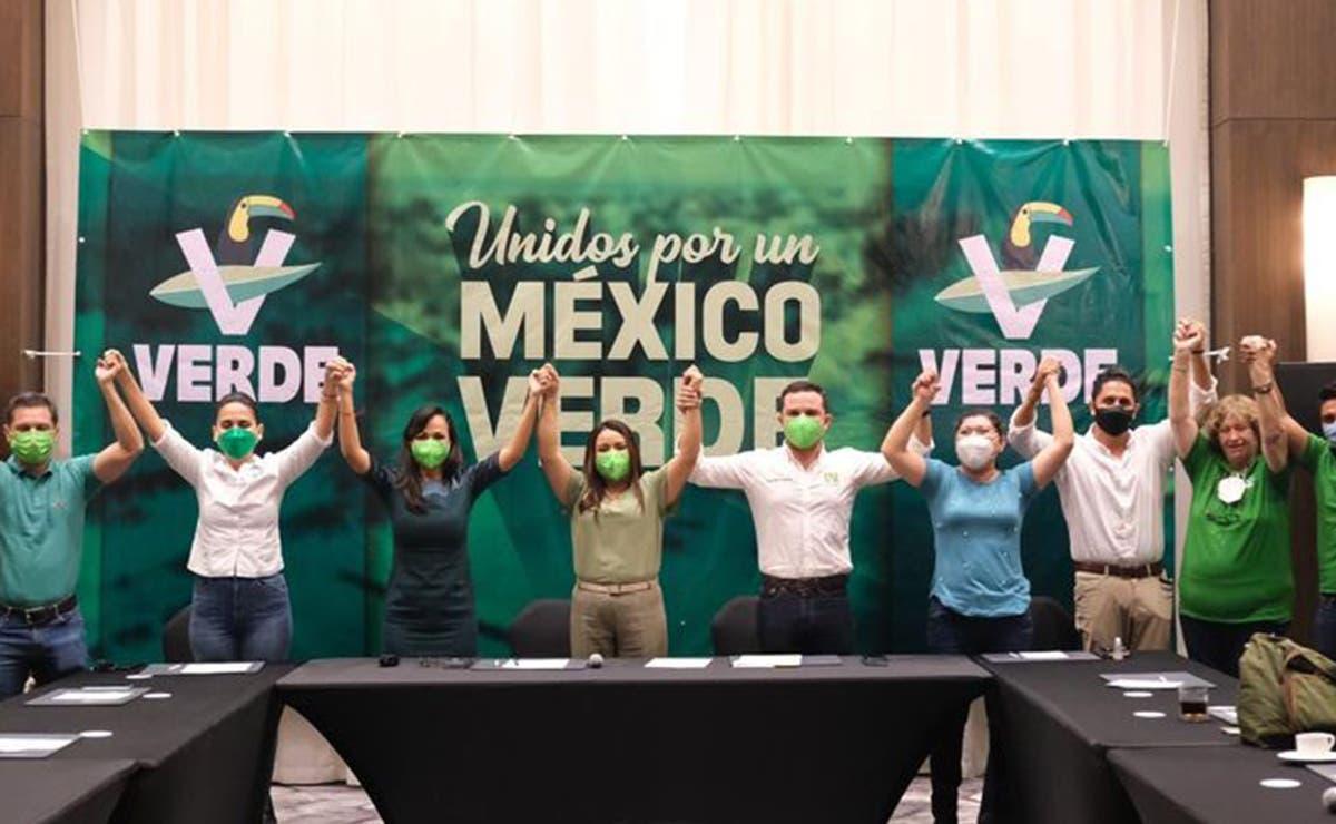 """Abanderan verdes a viuda de """"Nacho"""" Sánchez como candidata por Puerto Morelos"""