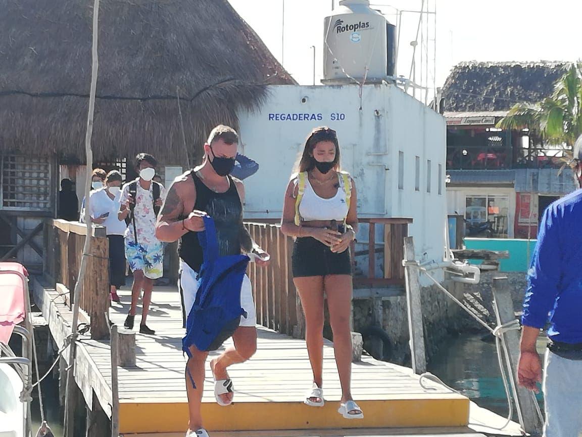 Ocupación turística en la isla de Holbox se mantiene al 40 por ciento.